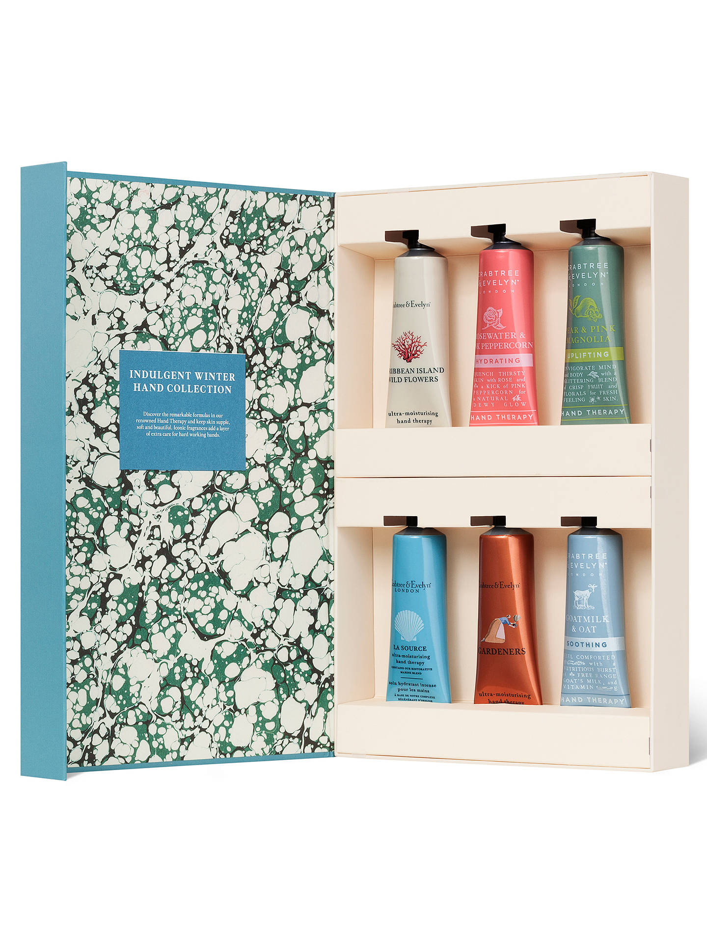 2f15c837ead9 Buy Crabtree & Evelyn Indulgent Winter Hand Collection Online at johnlewis.  ...