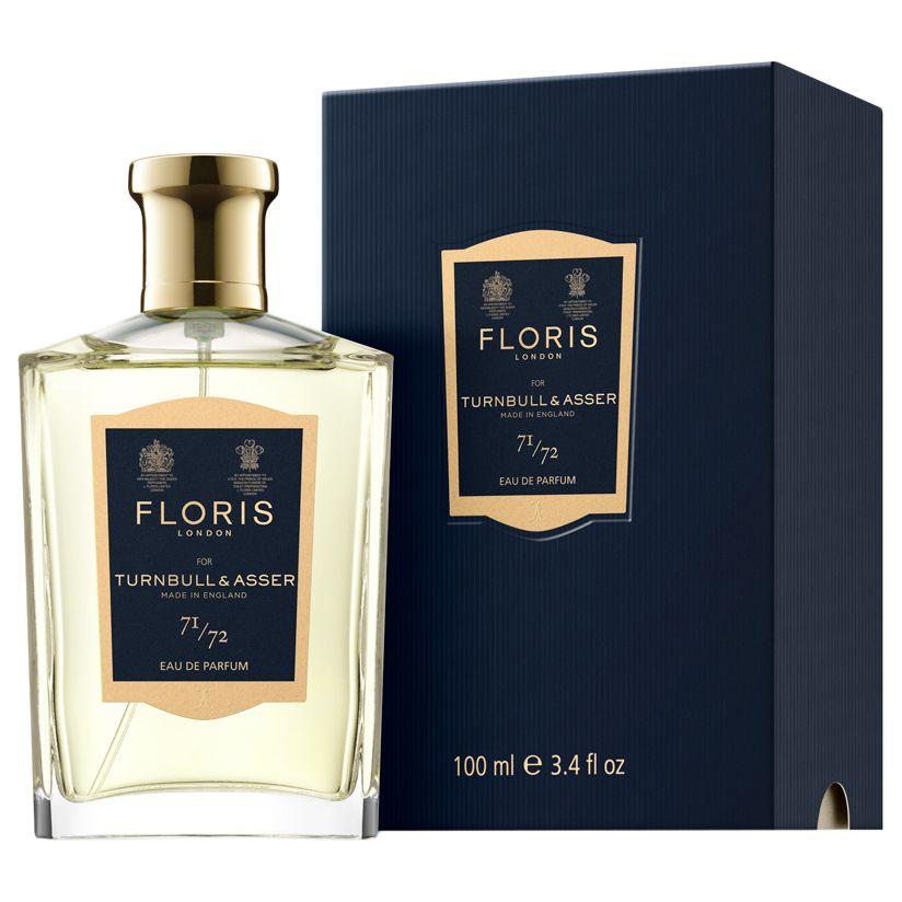 Floris Floris Turnball & Asser 71/72 Eau de Parfum, 100ml