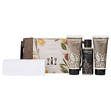 Buy Cowshed Bullocks Grooming Wash Bag Gift Set Online at johnlewis.com