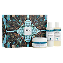 Buy REN Atlantic Kelp And Magnesium Bath & Body Gift Set Online at johnlewis.com