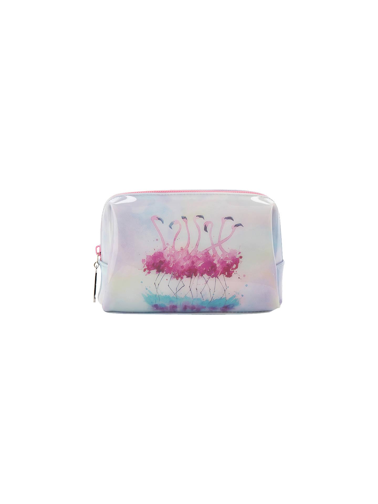 Catseye London Flamingo Cosmetic Bag At John Lewis Partners