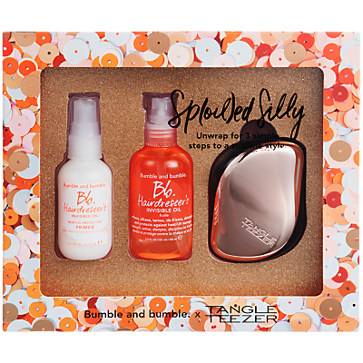 Bumble and bumble Bumble Sp(oil)ed Silly Haircare Gift Set