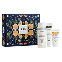 Buy REN Frankincense Skincare Gift Set Online at johnlewis.com
