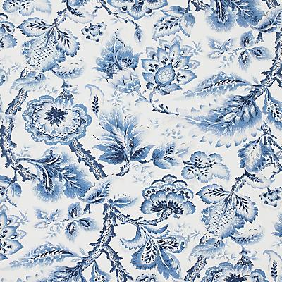 John Lewis & Partners Blakeney Furnishing Fabric, Ink Blue