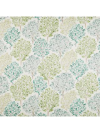 John Lewis & Partners Leckford Trees Furnishing Fabric, Multi