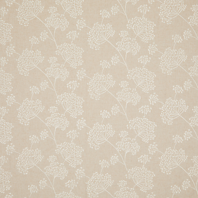 John Lewis & Partners Cow Parsley Embroidery Furnishing Fabric