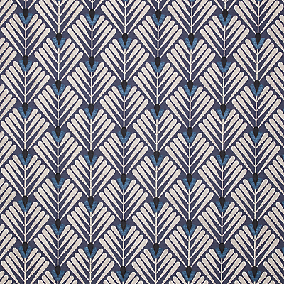 John Lewis & Partners Clifton Furnishing Fabric, Indigo