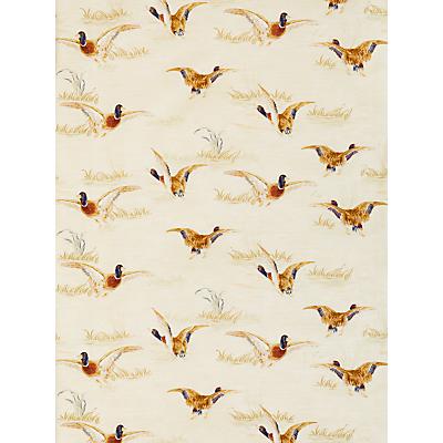 John Lewis & Partners Country Ducks Furnishing Fabric, Natural