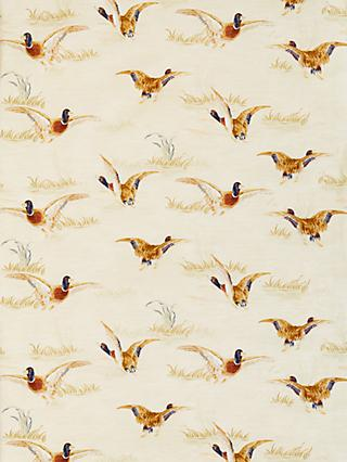 John Lewis & Partners Country Ducks Furnishing Fabric, Natural