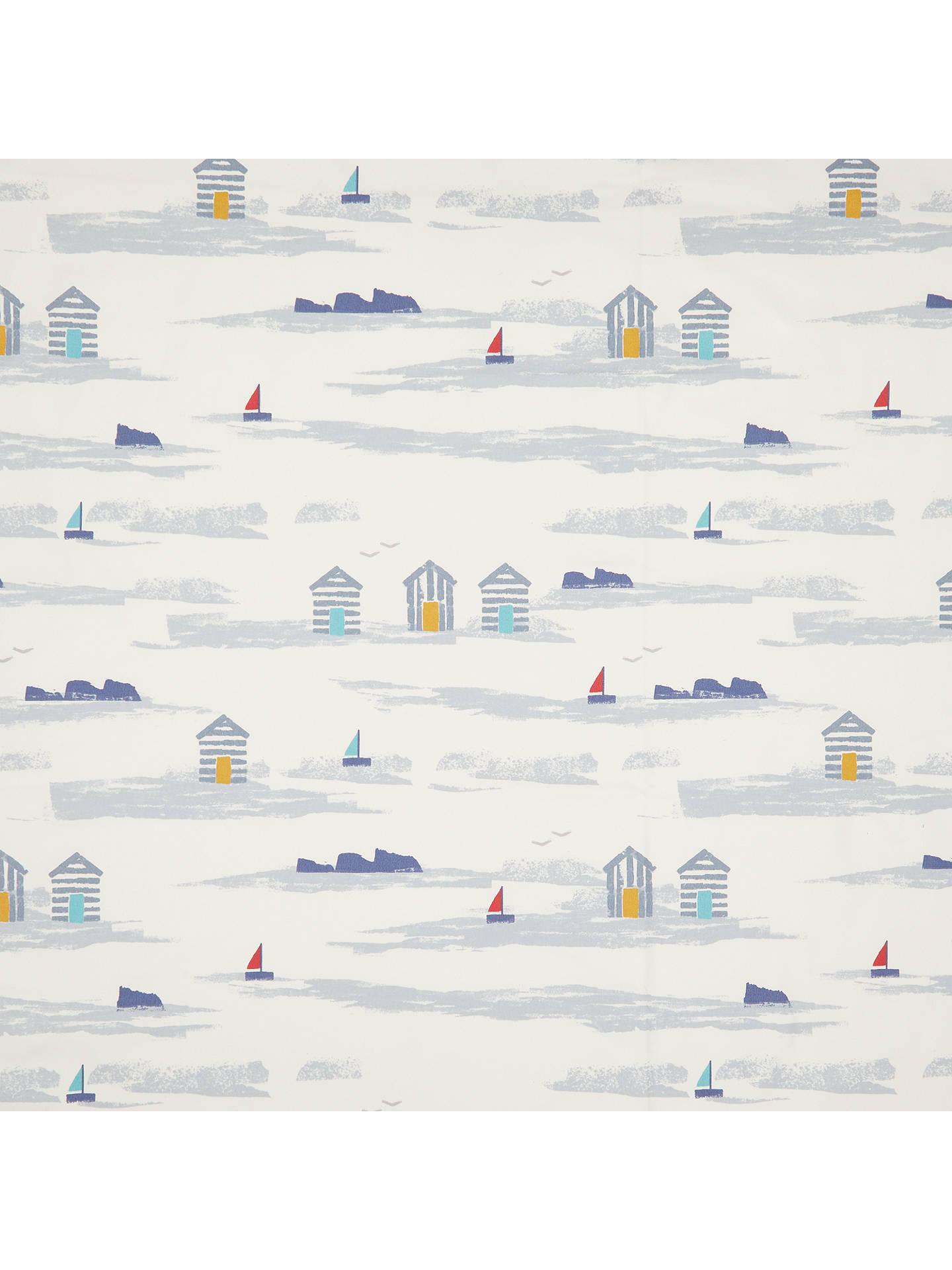 e75ff321e02 Buy John Lewis   Partners Margate Beach Huts Furnishing Fabric