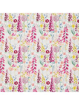 John Lewis & Partners Flora Furnishing Fabric, Multi