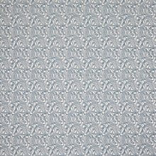 Buy John Lewis Waves Furnishing Fabric, Duck Egg Online at johnlewis.com