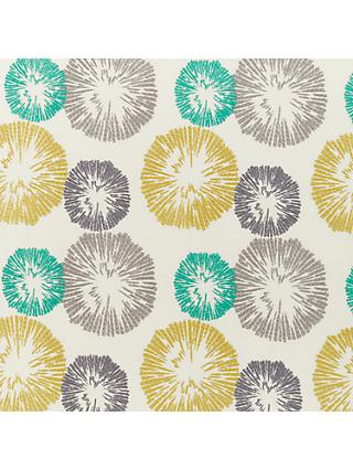 62f6d72dd51 John Lewis & Partners Lorrimire Embroidery Furnishing Fabric, Green