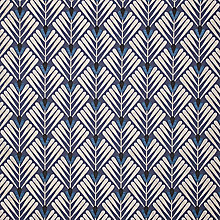 Buy John Lewis Clifton Curtain, Indigo Online at johnlewis.com