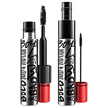 Buy MAC Bold & Bad Lash Mascara, Bold, Bad, Black Online at johnlewis.com