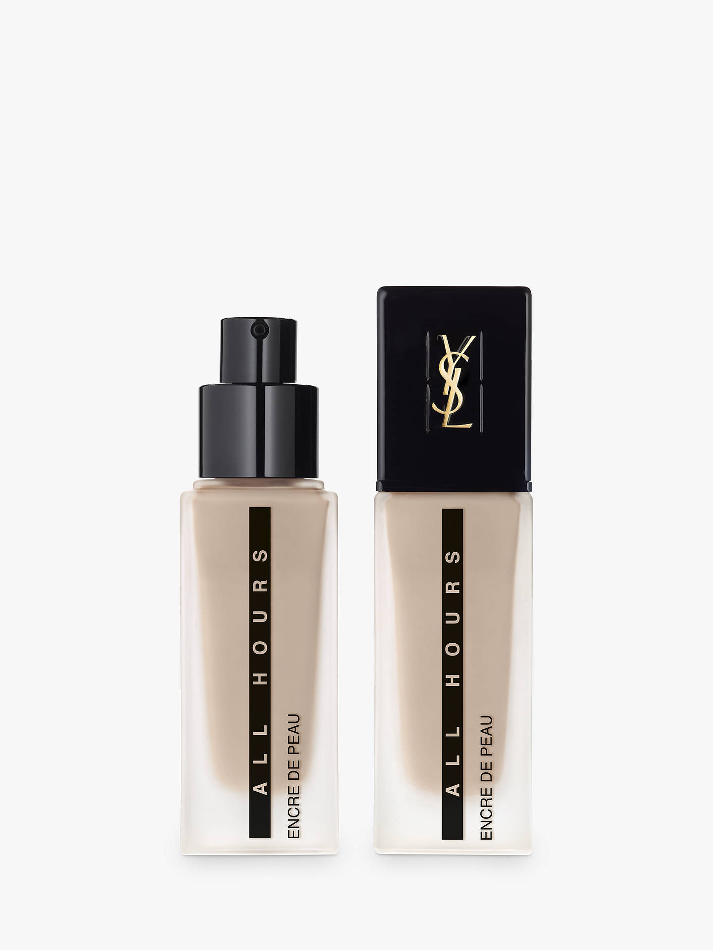 BuyYves Saint Laurent All Hours Liquid Foundation, BR10 Online at johnlewis.com