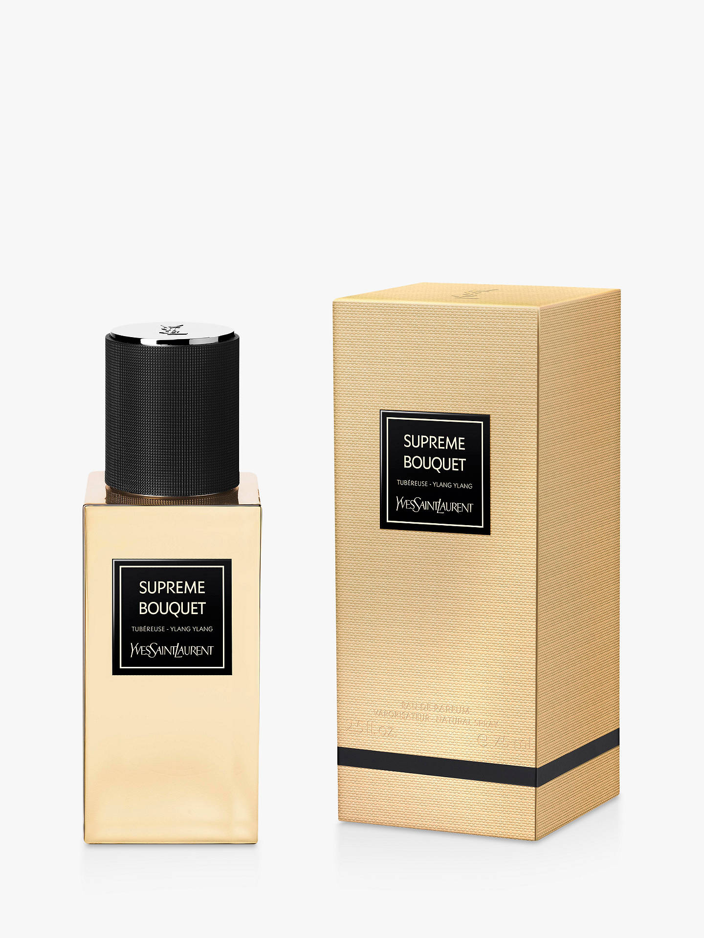 Eau Saint Orientale Collection Bouquet De Yves Laurent Supreme Parfum yYbf76gv