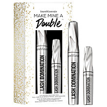 Buy bareMinerals Make Mine A Double Mascara Gift Set Online at johnlewis.com