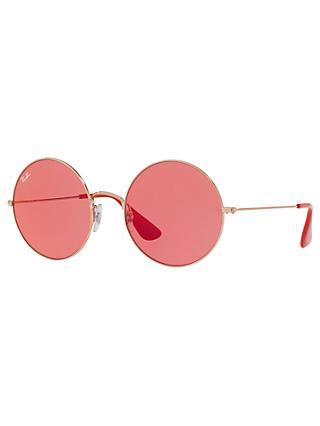 e2b355b2478 Ray-Ban RB3592 Ja-Jo Round Sunglasses