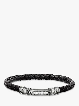 353cede03573f Men's Bracelets | Men's Leather Bracelets | John Lewis & Partners