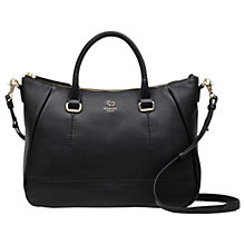 Buy Radley Bonnington Square Leather Large Multiway Grab Bag Online at johnlewis.com