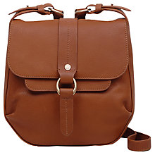 Buy Radley Trinity Square Leather Small Across Body Bag Online at johnlewis.com