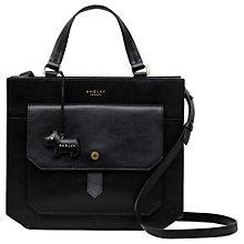 Buy Radley Heathfield Leather Medium Grab Bag Online at johnlewis.com