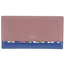 Buy Radley Roar Leather Large Flapover Purse Online at johnlewis.com