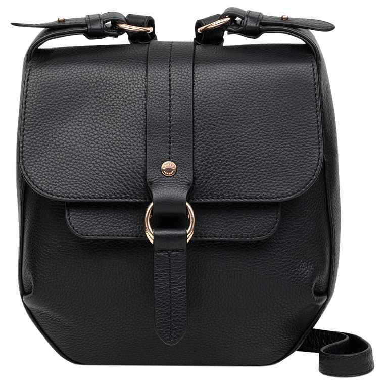 788f5d6f764 Radley Trinity Square Leather Small Cross Body Bag at John Lewis & Partners
