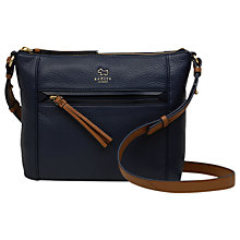 Buy Radley Postman's Park Leather Small Cross Body Bag Online at johnlewis.com