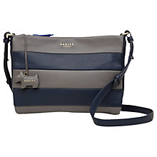 Buy Radley Syon Park Medium Leather Across Body Bag Online at johnlewis.com
