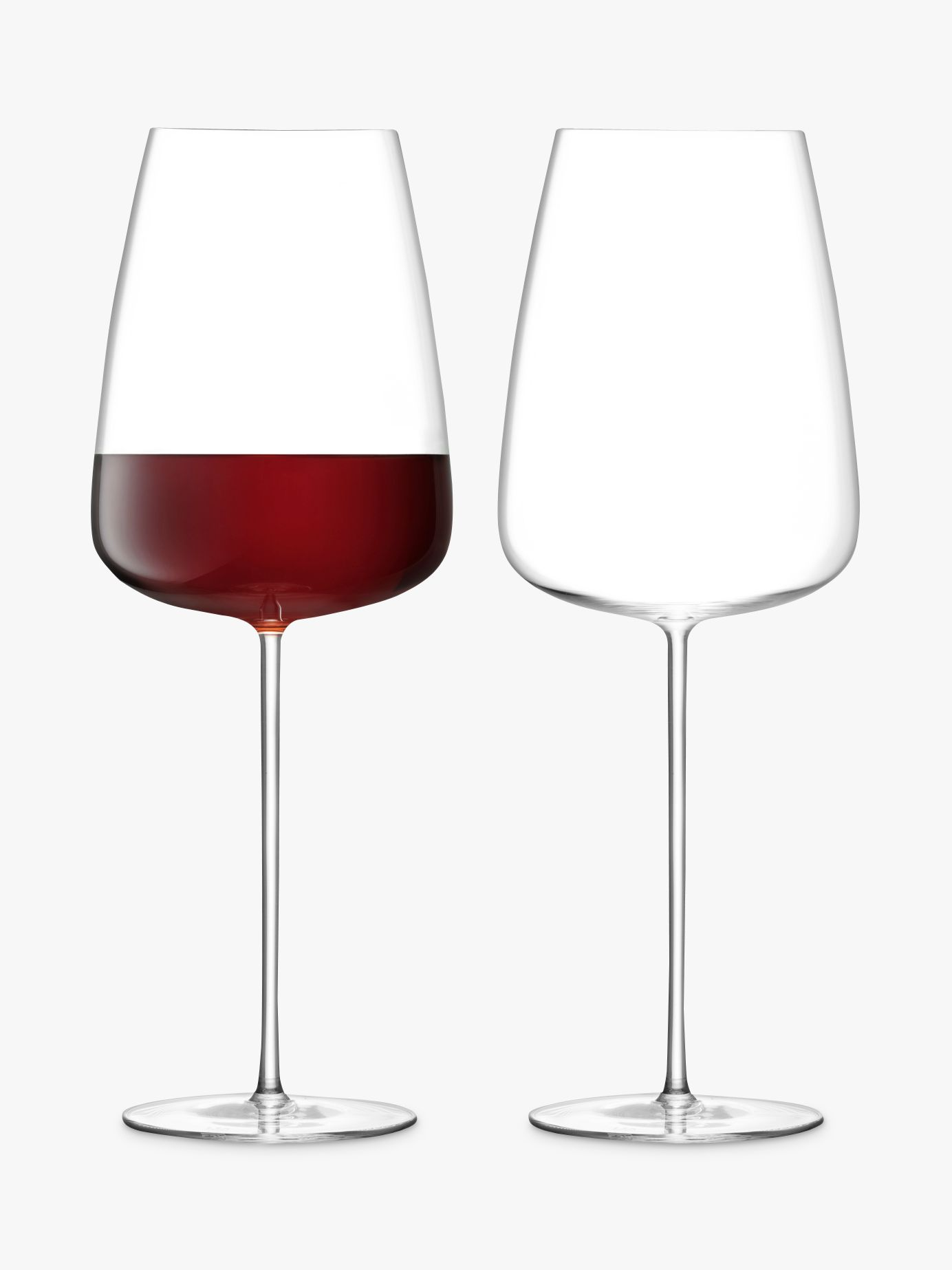 LSA International LSA International Wine Culture Red Wine Grand Glasses, 800ml, Set of 2