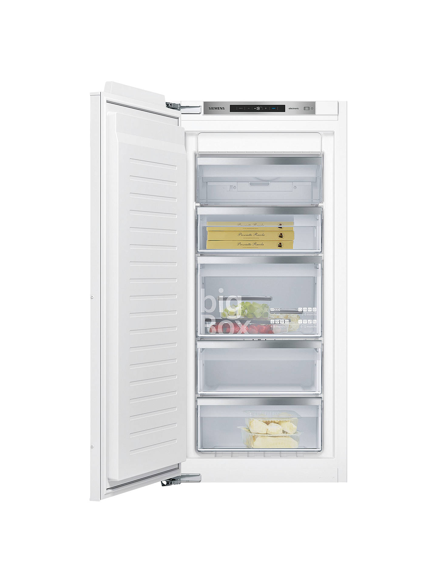 BuySiemens GI41NAE30G Integrated Freezer, A++ Energy Rating, 60cm Wide Online at johnlewis.com