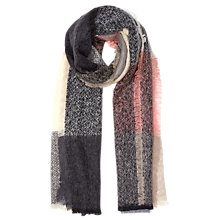 Buy Reiss Selena Check Scarf Online at johnlewis.com