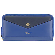 Buy Radley Goose Green Leather Large Matinee Online at johnlewis.com