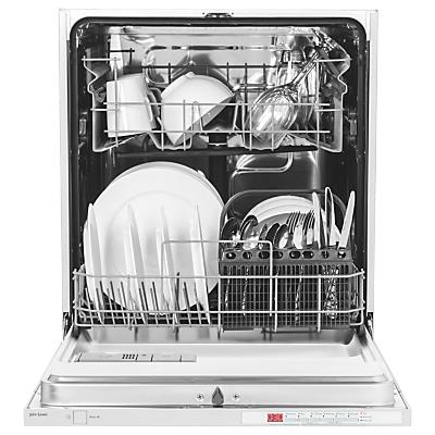 John Lewis JLBIDW1318 Integrated Dishwasher