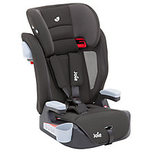 Buy Joie Elevate Group 1/2/3 Car Seat, Two Tone Black Online at johnlewis.com