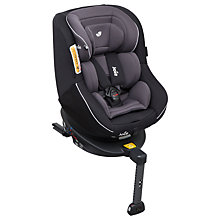 Buy Joie Spin 360 Group 0+/1 Car Seat, Two Tone Black Online at johnlewis.com