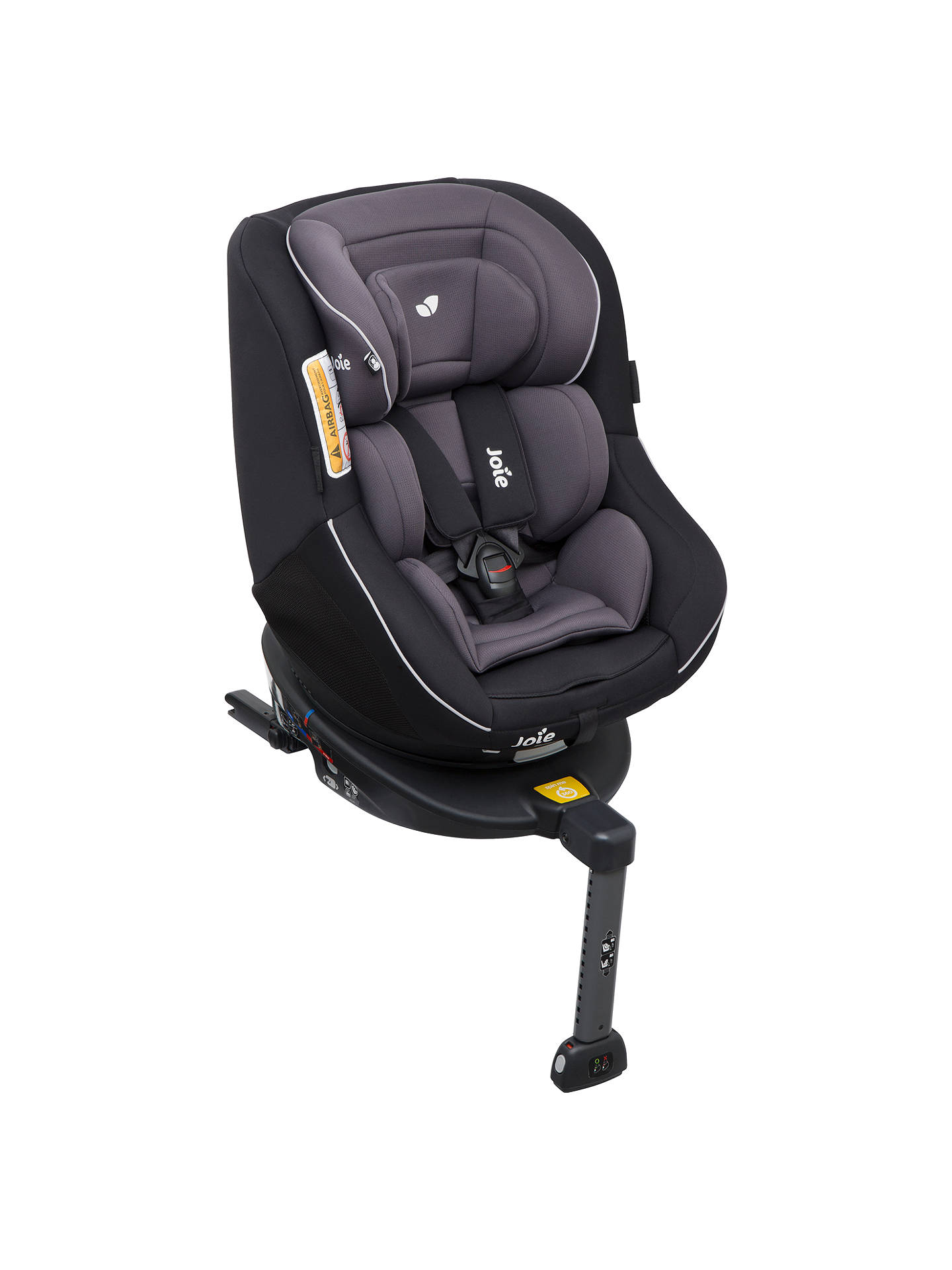 BuyJoie Spin 360 Group 0 1 Car Seat Two Tone Black Online At