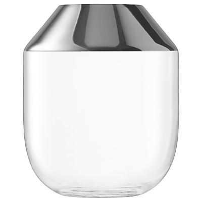 LSA International Space Vase, H39cm