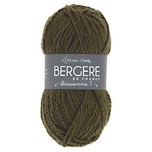Buy Bergere de France Barisienne 7 Chunky Yarn, 50g Online at johnlewis.com
