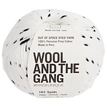 Buy Wool and the Gang Out Of Space Aran Yarn, 100g Online at johnlewis.com