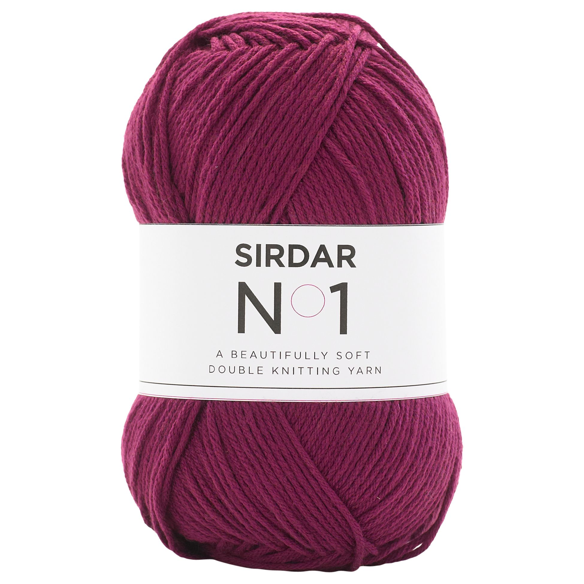 Sirdar Sirdar No. 1 DK Knitting Yarn, 100g