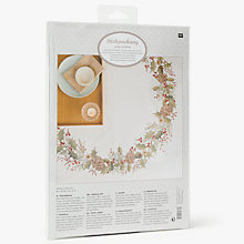 Buy Rico Holly Pine Cloth Embroidery Kit Online at johnlewis.com