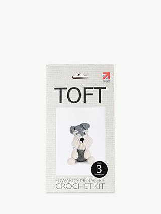 TOFT Romeo The Schnauzer Crochet Kit