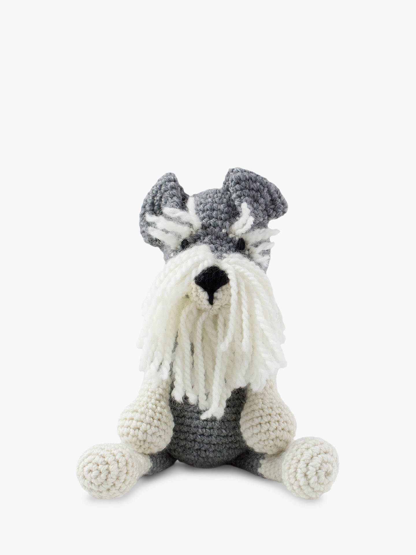 BuyToft Romeo The Schnauzer Crochet Kit Online at johnlewis.com