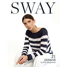 Buy Sway Knitting Pattern Book by Kim Hargreaves Online at johnlewis.com