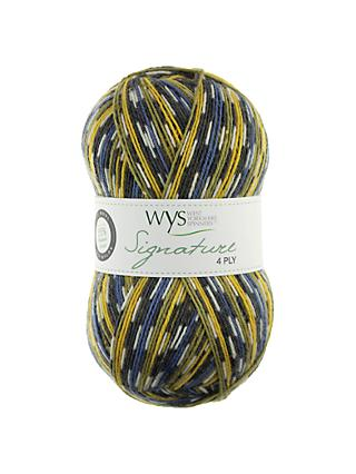 West Yorkshire Spinners Birds Signature 4 Ply Yarn, 100g