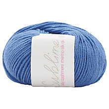 Buy Sirdar Baby Cashmere Merino Silk DK Yarn, 50g Online at johnlewis.com