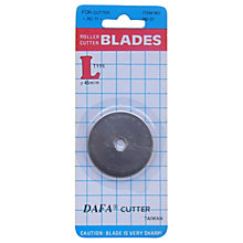 Buy Habico Dafa Replacement Blades, 45mm Online at johnlewis.com